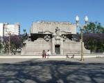 La Plaza Misserere es símbolo de las invasiones Inglesas.
