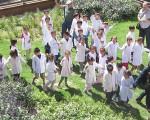Los alumnos de escuelas porteñas capacitados en reciclado.