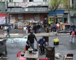 Buscan evitar los desalojos en el barrio porteño de La Boca.