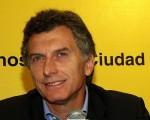Macri ya se encuentra en la carrera de cara al 2015.