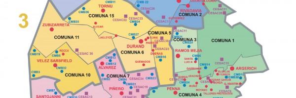 Las comunas porteñas u un balance anual.