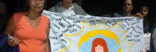 Macri cerró el programa que atendía a las víctimas de violencia.