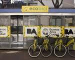 La Ciudad reconocida por el transporte sustentable.