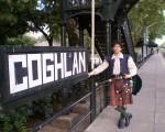 Coghlan debe su nombre a un arquitecto irlandés.