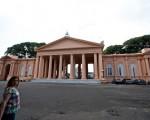 El cementerio de Chacarita es de los más grandes de Sudamérica.