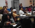 Los pueblos originarios que viven en la Ciudad debaten su problemática.