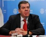 El ministro Montenegro asegura que bajó el delito.