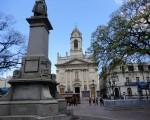 La Plaza se conoce popularmente como Plaza Flores.