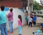 Convocan a realizar un nuevo mural para el barrio.