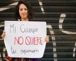 El acoso verbal en las calles también es violencia de género.