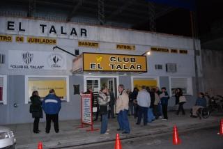 El barrio Villa Talar es un barrio olvidado.