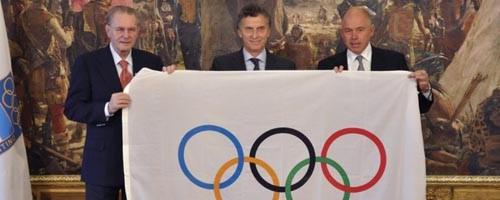 En 2018 los Olímpicos juveniles llegan a la Ciudad.