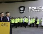 La Metropolitana tiene un nuevo destacamento.
