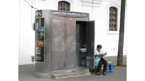 Inodoros Baños Publicos:Vecinos y Comunas