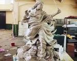 La primera mujer del ejército tendrá su estatua.
