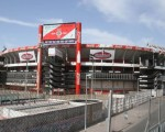 El Monumental es el destacado estadio de Núñez.