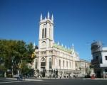 La Iglesia de Pompeya se encuentra en la Avenida Saenz.