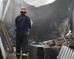 En mayo de 2011 ocurrió un incendio en el Borda.