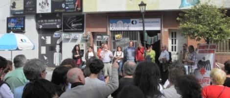 Nuevo encuentro tiene nuevo local en Mataderos.