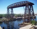 Construirán un nuevo puente sobre el Riachuelo.