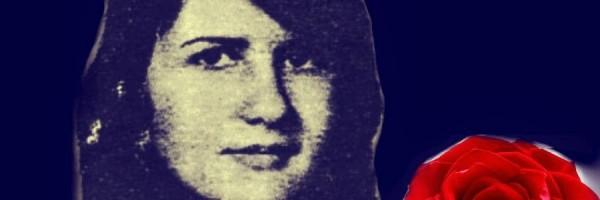 La joven desaparecida fue homenajeada en su escuela.