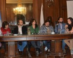 Conferencia de prensa a días de iniciarse la inscripción on line.