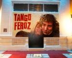 Mural en homenaje a Tango Feroz.