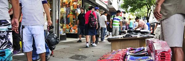 Vendedores ambulantes reclaman ser reconocidos.