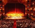 El Teatro Colón es el más elegido.