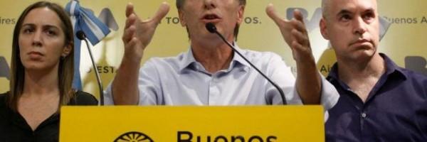 Macri hizo que aumentaran los impuestos en la Ciudad.
