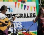 Multitudinario festival por los centros culturales.