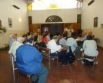 Última reunión del año en la comuna 15.