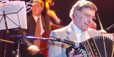 A principios de semana falleció el bandoneonista.