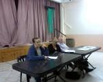 Nueva reunión en la comuna 15.
