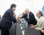 Inauguraron una escuela técnica en Lugano.