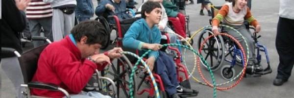 Alumnos discapacitados sin clases.
