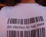 Proyecto contra la trata de personas.