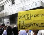 Cuestionan la situación sanitaria en la Ciudad.