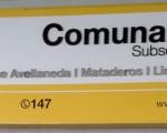La Comuna 9 elige nombre.