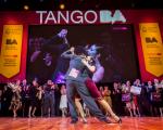 Finalizó el festival de tango.