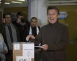 Macri votó en las PASO.