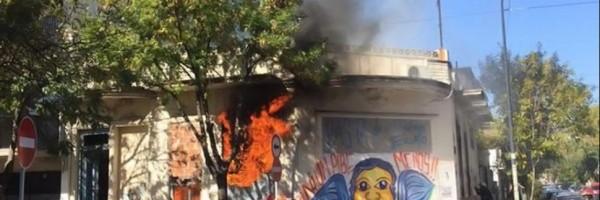 Dos niños murieron en el incendio de Flores.