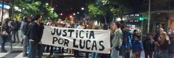 Reclamo  por Lucas.